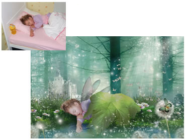 Fairy dreams - Perfect for both boys and girls!