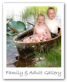 Family and Adult Gallery - magical portrait backgrounds to suit everyone!