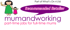 Mum & Working - Part time jobs for full time Mums